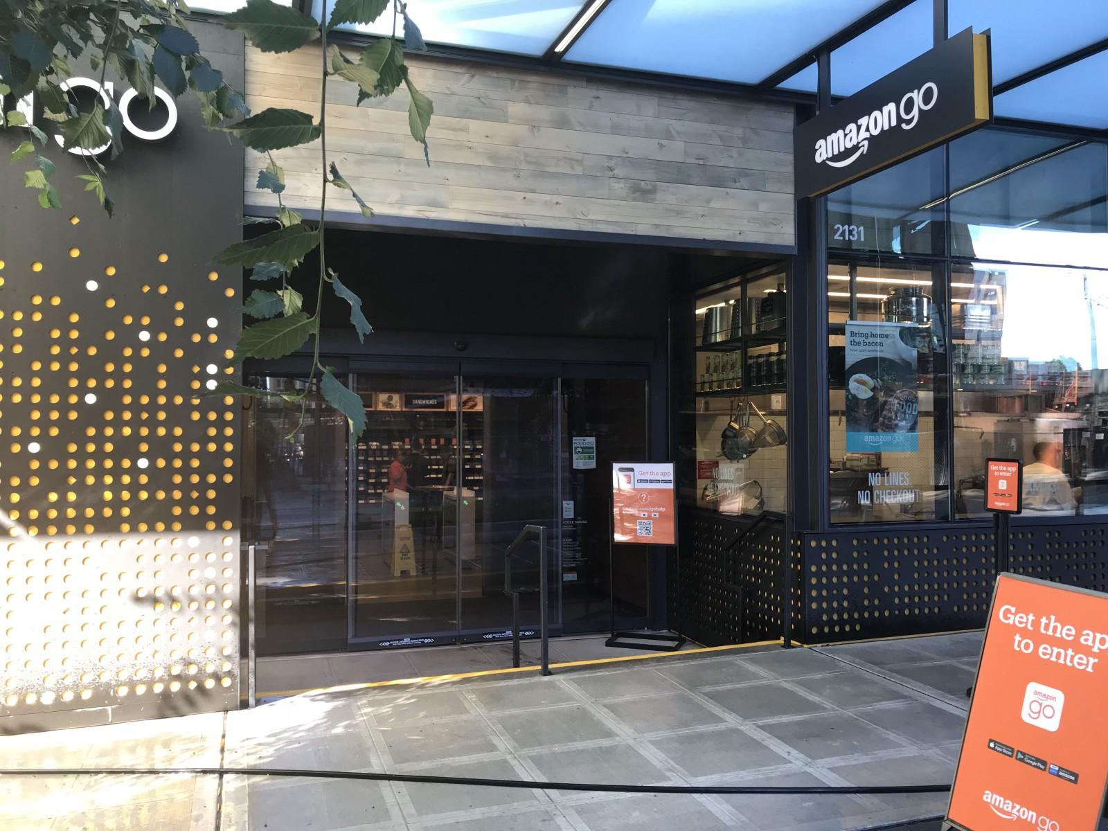 Amazon Go Es After Starbucks Pine Sense Blog