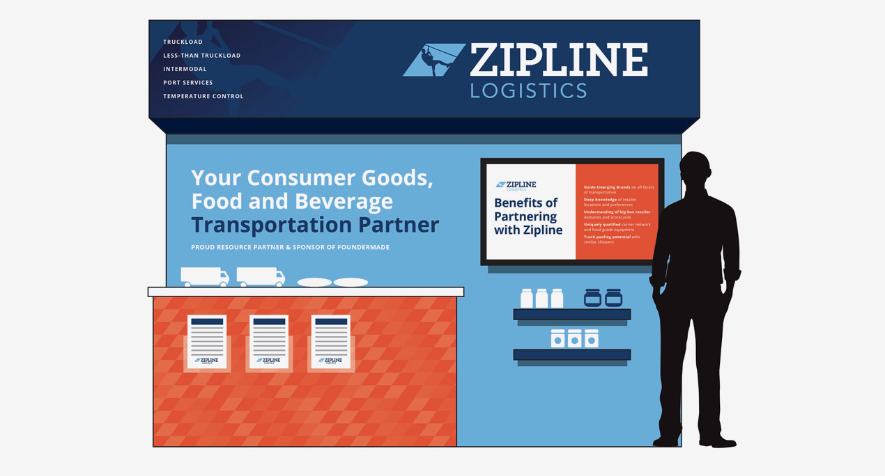 Zipline Logistics, founded in 2007, is a rapidly growing Logistics firm based in Columbus, Ohio.